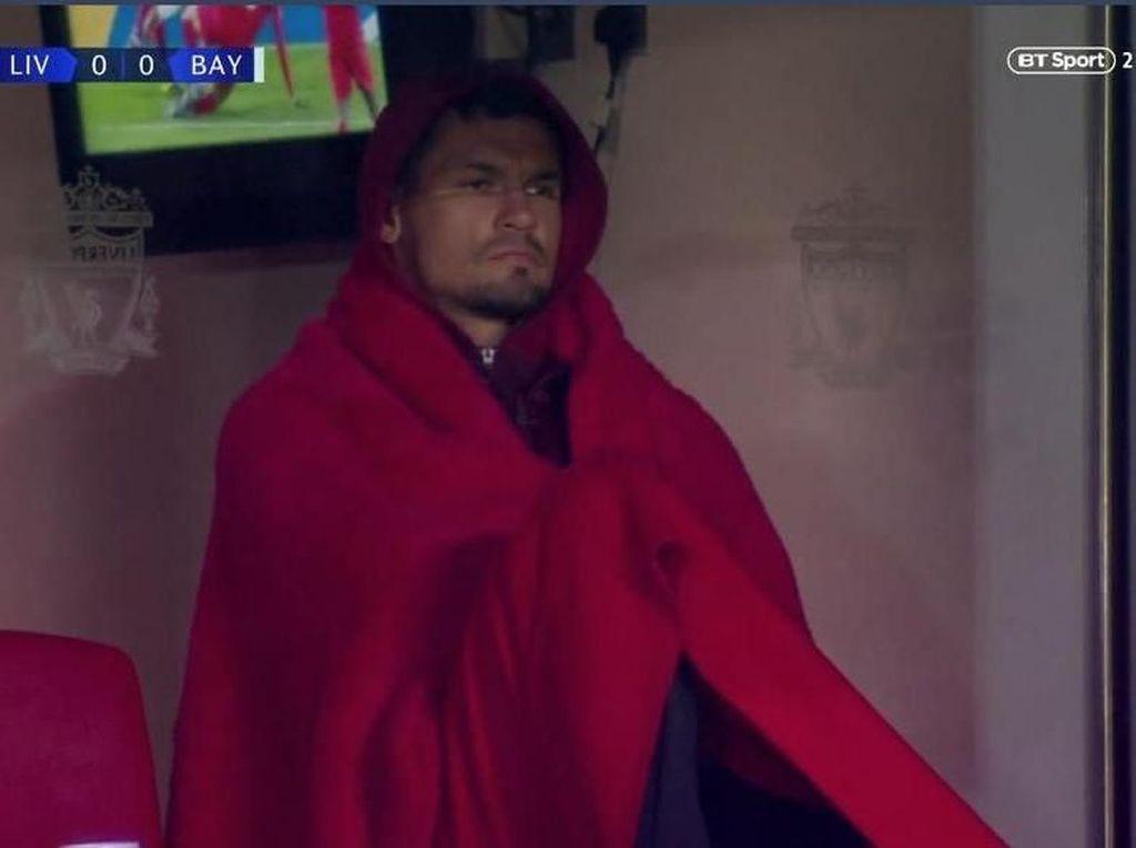 Tonton Liverpool vs Bayern, Lovren Jadi Bahan Ejekan