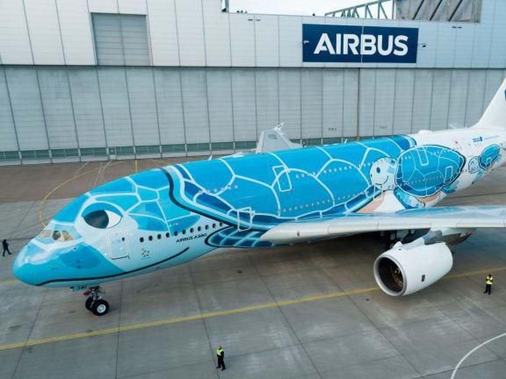 9 Kesempatan Tersisa di Dunia untuk Naik Pesawat Superjumbo A380