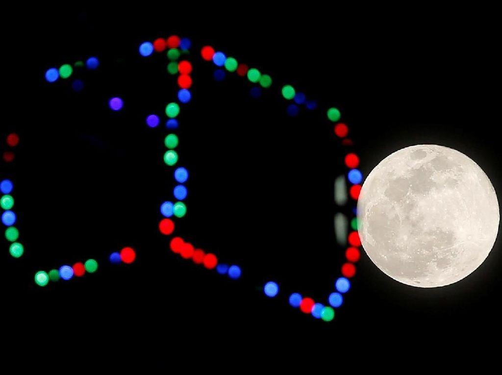 AS Mau Kirim Astronot Lagi ke Bulan, Paling Lambat 2024