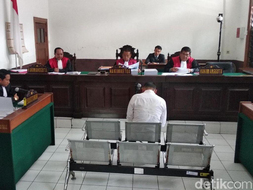 Suap Kalapas Sukamiskin, Fahmi Suami Inneke Dituntut 5 Tahun Bui