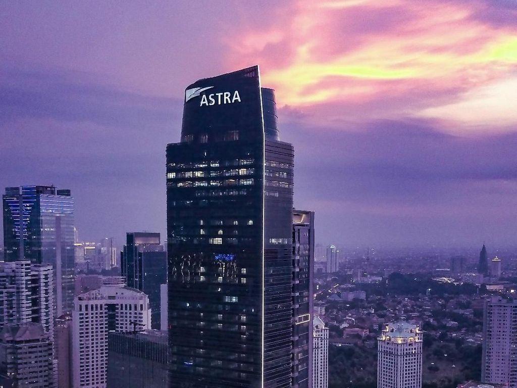 Grup Astra Sumbang Puluhan Ventilator untuk 3 Rumah Sakit