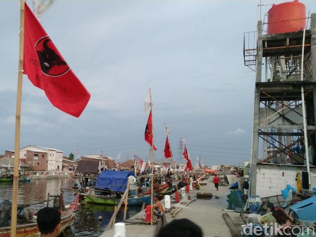 Fadli Zon Datang, Nelayan Tambak Lorok Cerita Incognito Jokowi