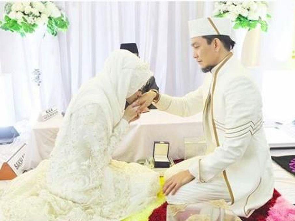 Hijrah dari Girlband, Sindy eks Princess Langsung Menikah