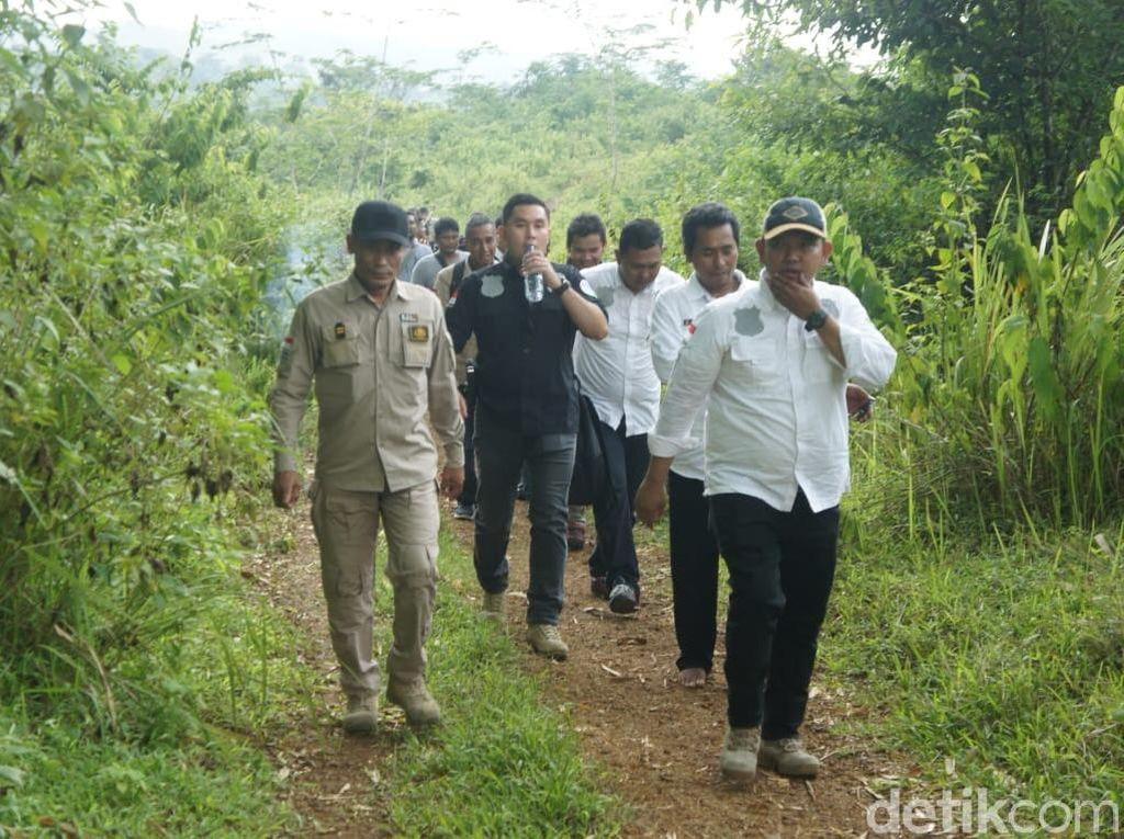 Heboh Ladang Ganja Purwakarta, Polisi Sisir Hutan di Karawang