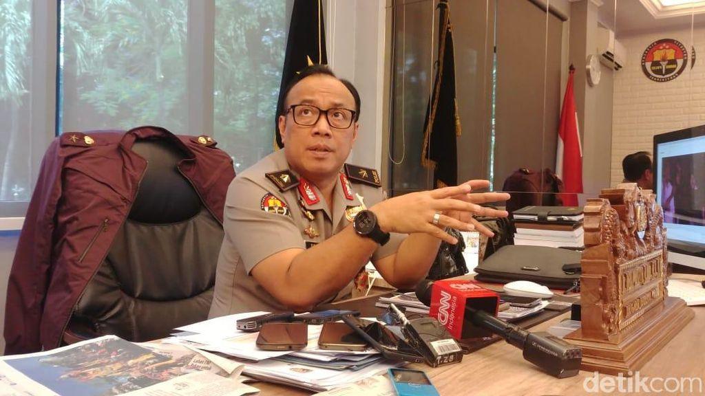 Polri Tepis Habib Rizieq soal Penegakan Hukum Suka-suka