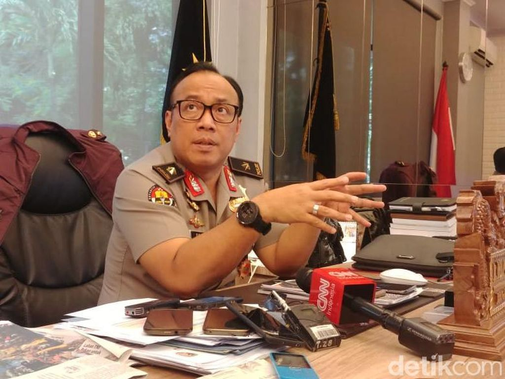 Polisi yang Terluka Saat Sergap Terduga Teroris di Bandung Dirawat