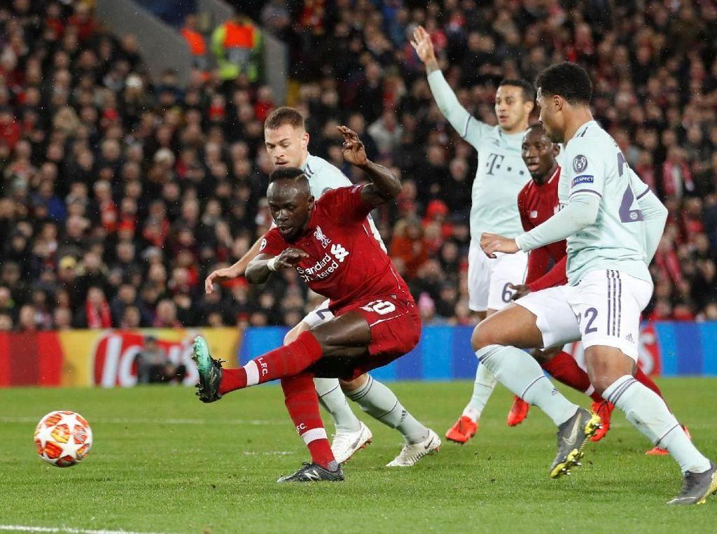 Jadwal Siaran Langsung Liga Champions: Bayern Munich vs Liverpool