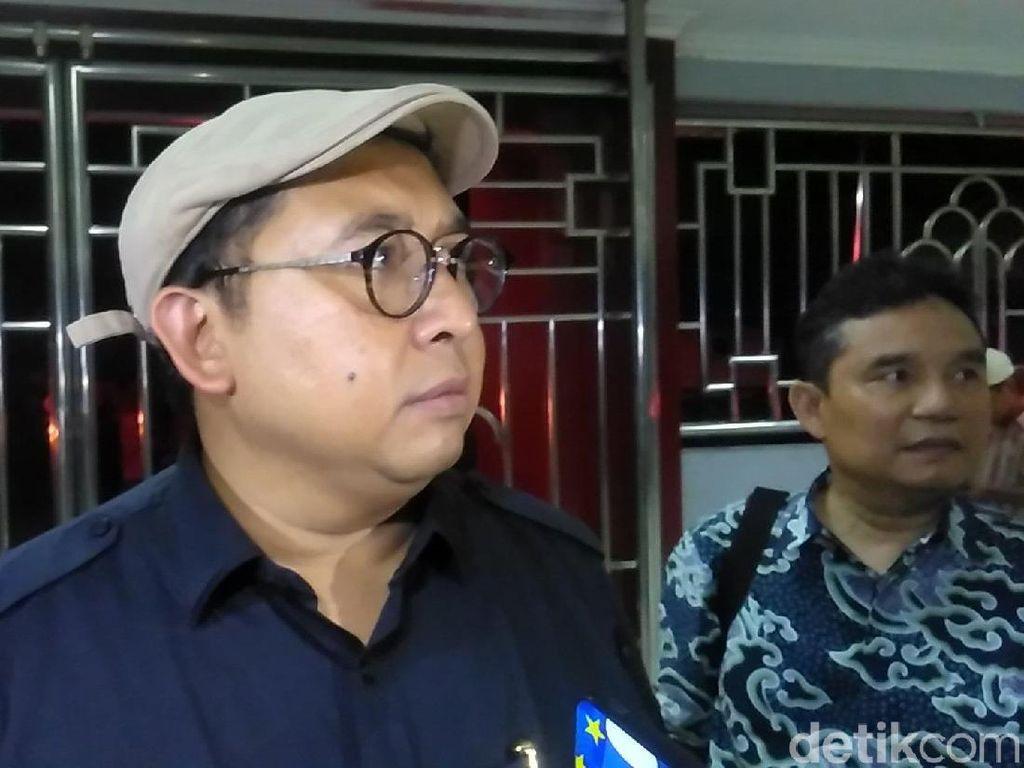 Kunker ke Rutan Medaeng, Fadli Zon Sekaligus Jenguk Ahmad Dhani