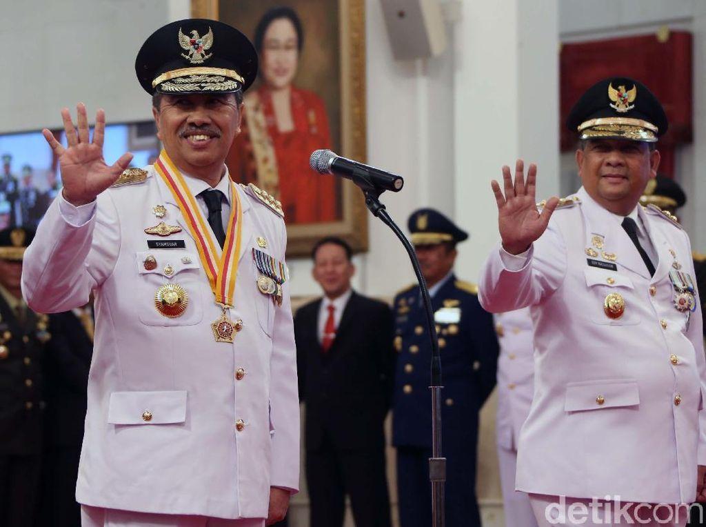 Gubernur Riau: KPU dan Bawaslu Sudah Jujur Laksanakan Pemilu