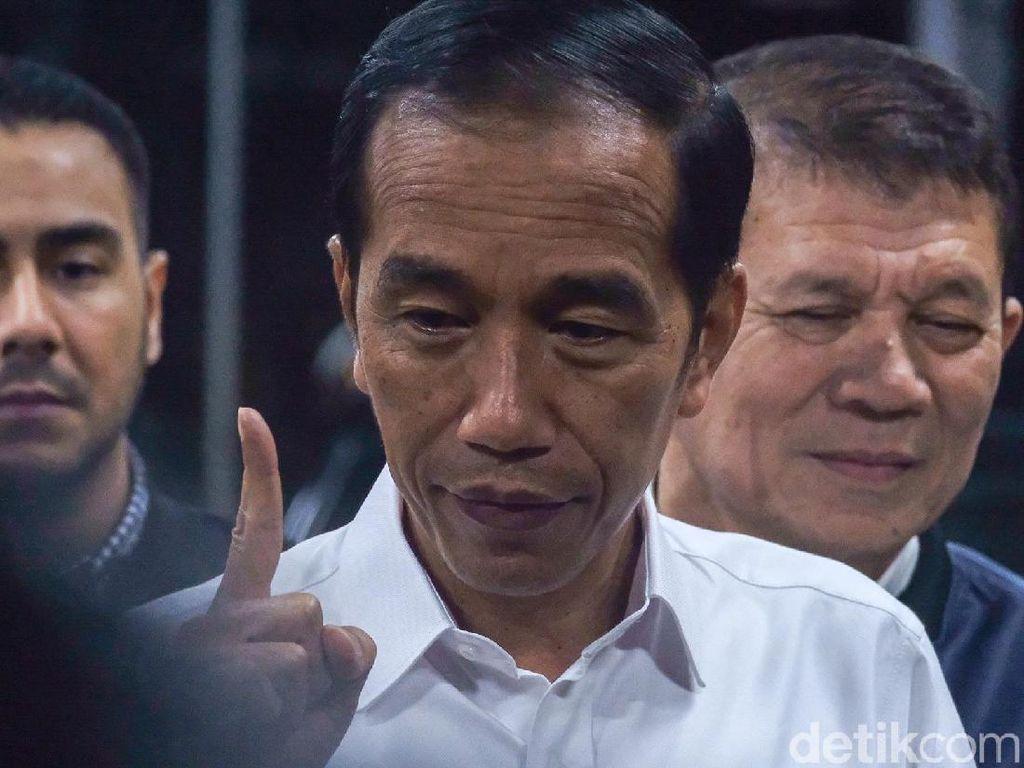 Jokowi: Yang Namanya THR ya Keluar Mendekati Hari Raya