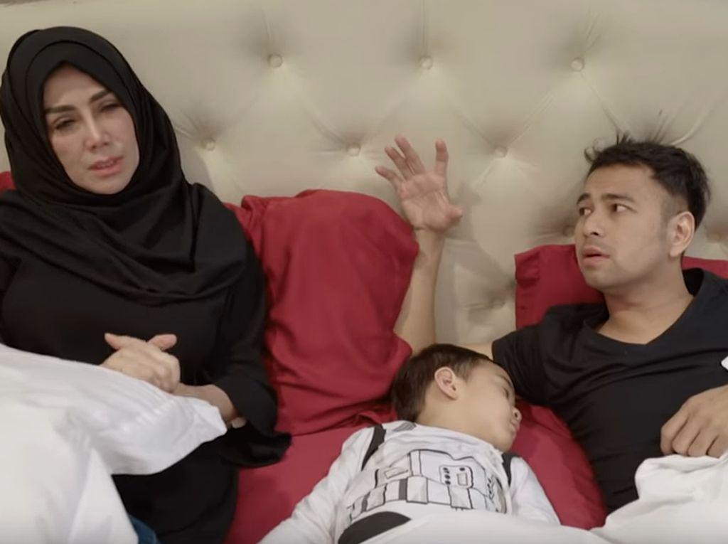 Raffi Jadi Kebanggaan Mama Amy, Gantikan Figur Ayah di Keluarga