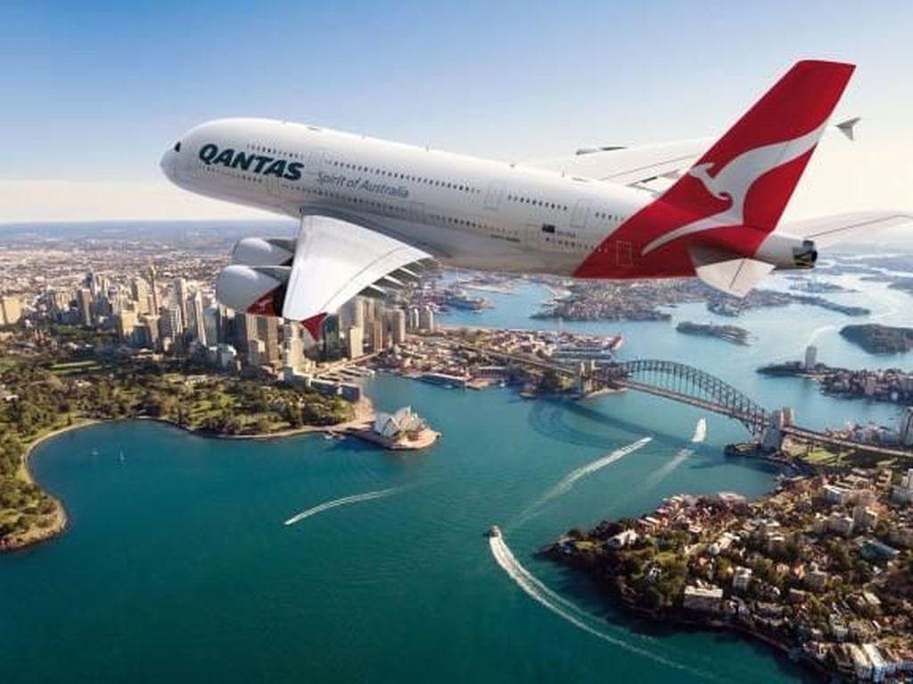 Qatar Airways Kandangkan Setengah dari Armada Pesawat A380