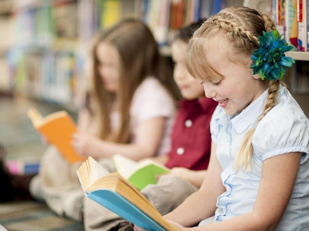 Bangkitkan Minat Baca Anak dengan Datang ke Big Bad Wolf