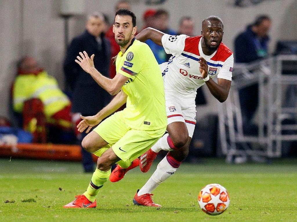 Tuntaskan Transfer Ndombele, Tottenham Pecahkan Rekor Klub