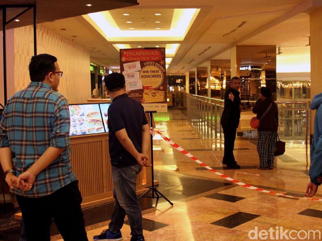 Video: Ini Food Court Lantai 4 Lokasi Ledakan di Mal Taman Anggrek