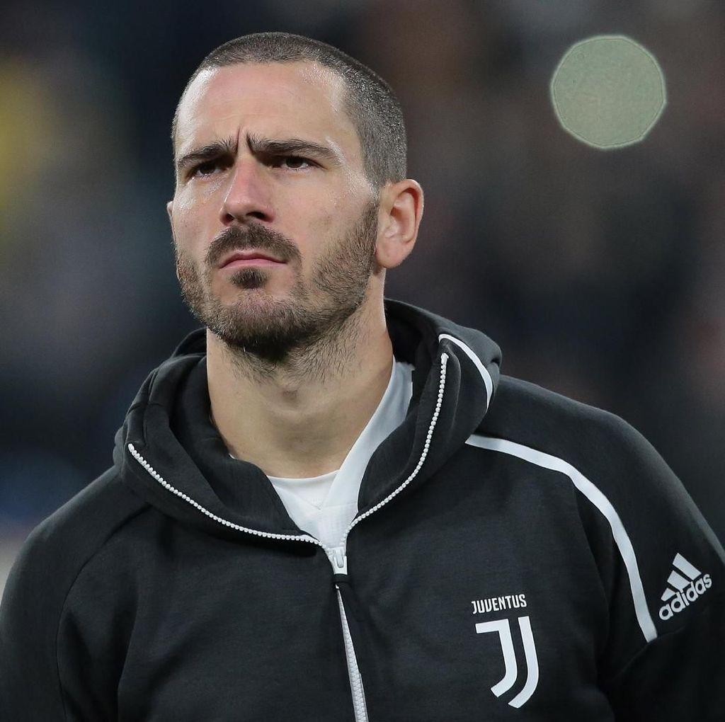 Peringatan Bonucci untuk Morata