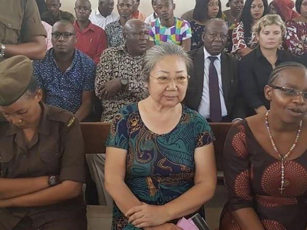 Wanita China yang Dijuluki Ratu Gading Dibui 15 Tahun di Tanzania
