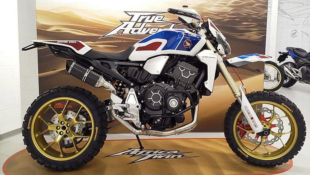 Modif Keren Honda CB1000R