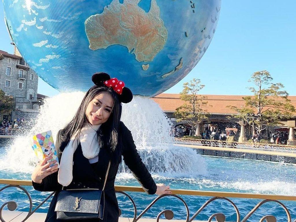 Kasus Pernikahan Kelar, Bella Luna Hidup Tenang Lagi