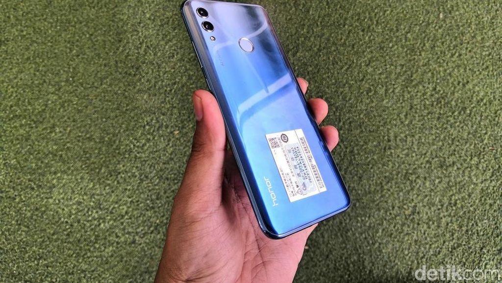 Unboxing Honor 10 Lite, Smartphone Menengah Berkilauan