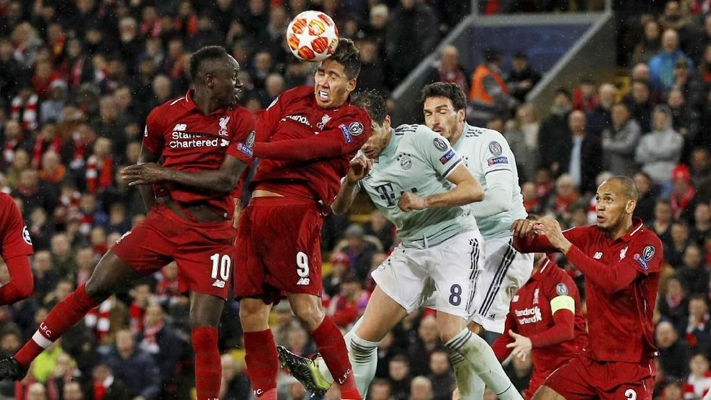 Duo Bek Dadakan Liverpool Bisa Juga Matikan Lewandoswki