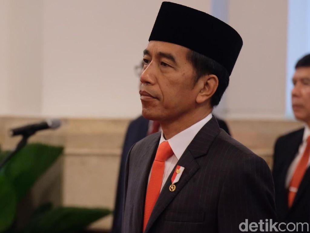 Jokowi Lantik Riza Patria Jadi Wagub DKI Besok, Protokol Kesehatan Dijalankan