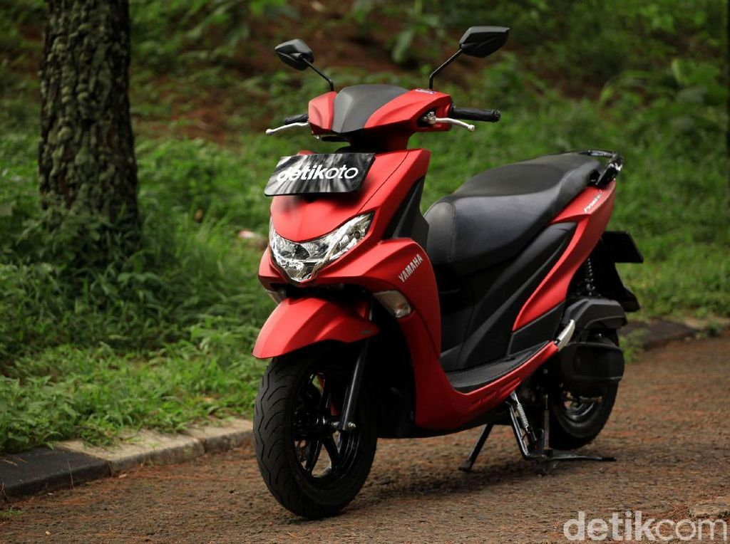 Meluncur di Vietnam, Harga Yamaha FreeGo Tembus Rp 23 Juta
