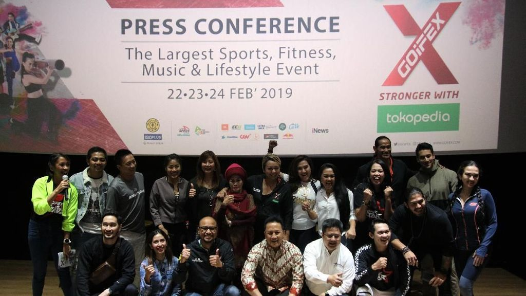 Pameran Olahraga GOIFEX Kembali Digelar di Jakarta