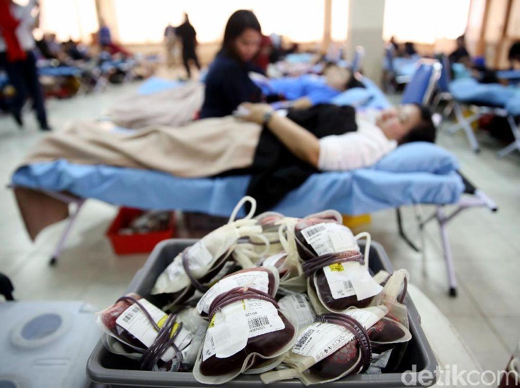 Stok Darah Menipis Selama Pandemi, PMI Padang Jemput Bola Ajak Warga Donor