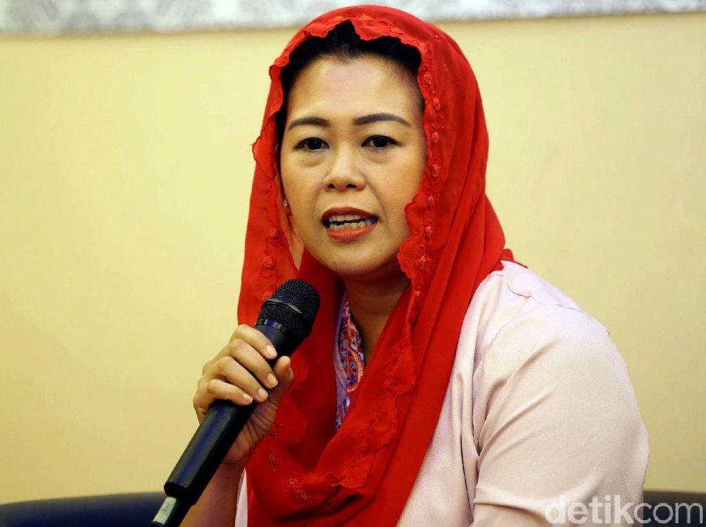Erick Thohir Buka-bukaan Pilih Yenny Wahid Jadi Komisaris Garuda