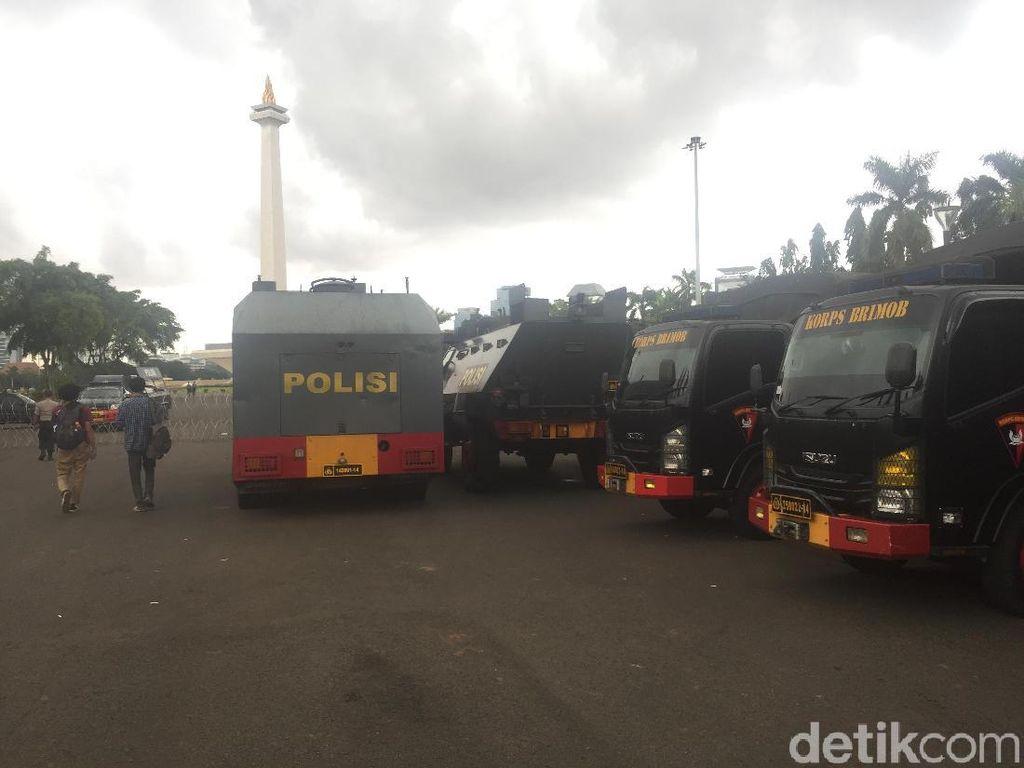 Polisi: 12.000 Aparat Gabungan Siap Amankan Munajat 212 di Monas