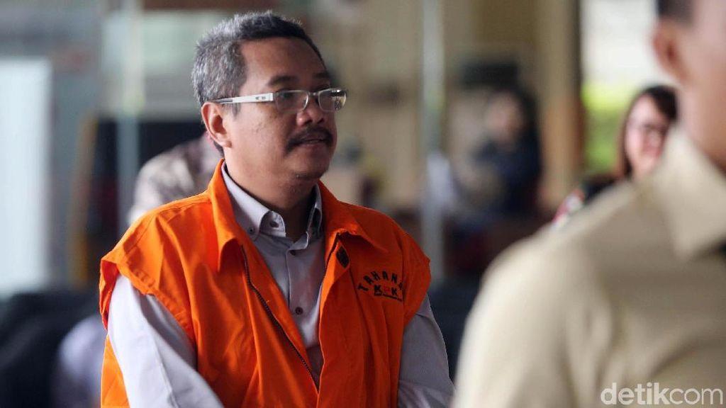 Bambang Mustaqim Kembali Diperiksa KPK