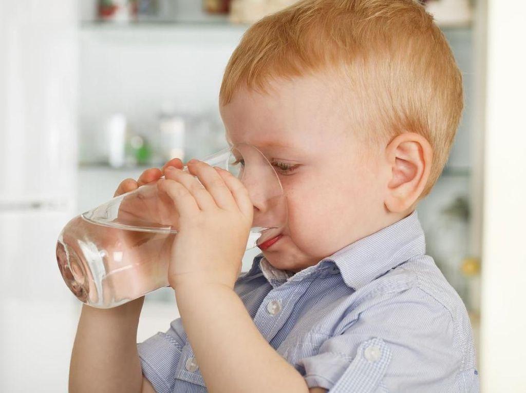 Bunda, Jangan Sembarangan Pilih Air Putih untuk Anak Ya