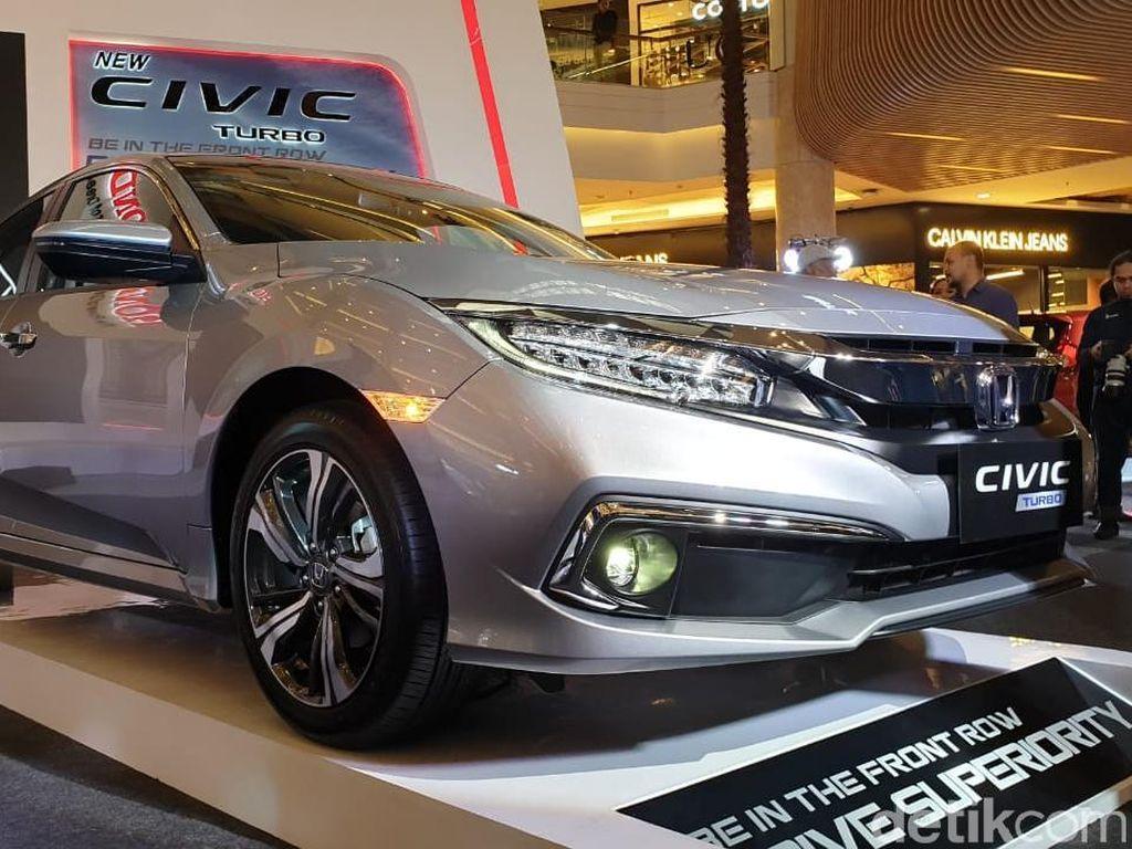 Tidak Hanya Mobilio, Honda Juga Permak Civic