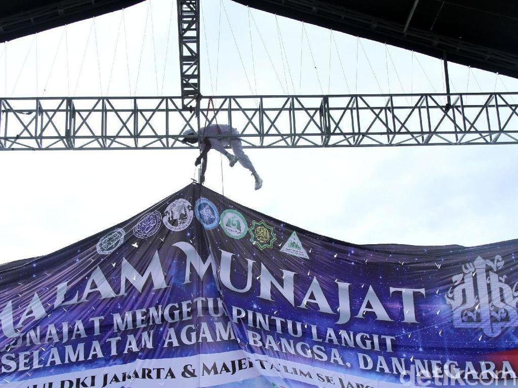 Alasan MUI DKI Tak Undang Maruf Amin: Kami Tak Undang Tokoh Politik