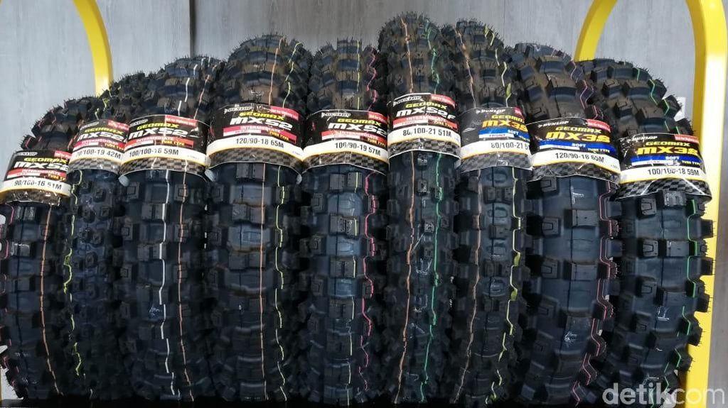 Ban Khusus Grasstrack dari Dunlop