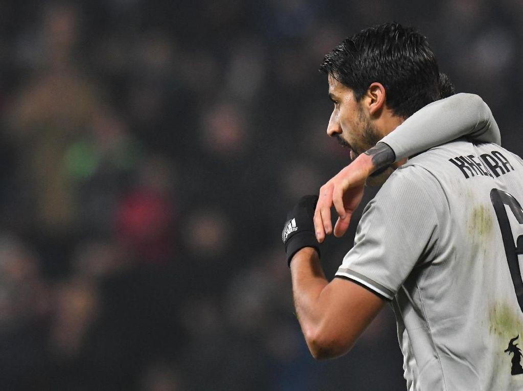Tak Ada Alasan Khedira untuk Tinggalkan Juventus