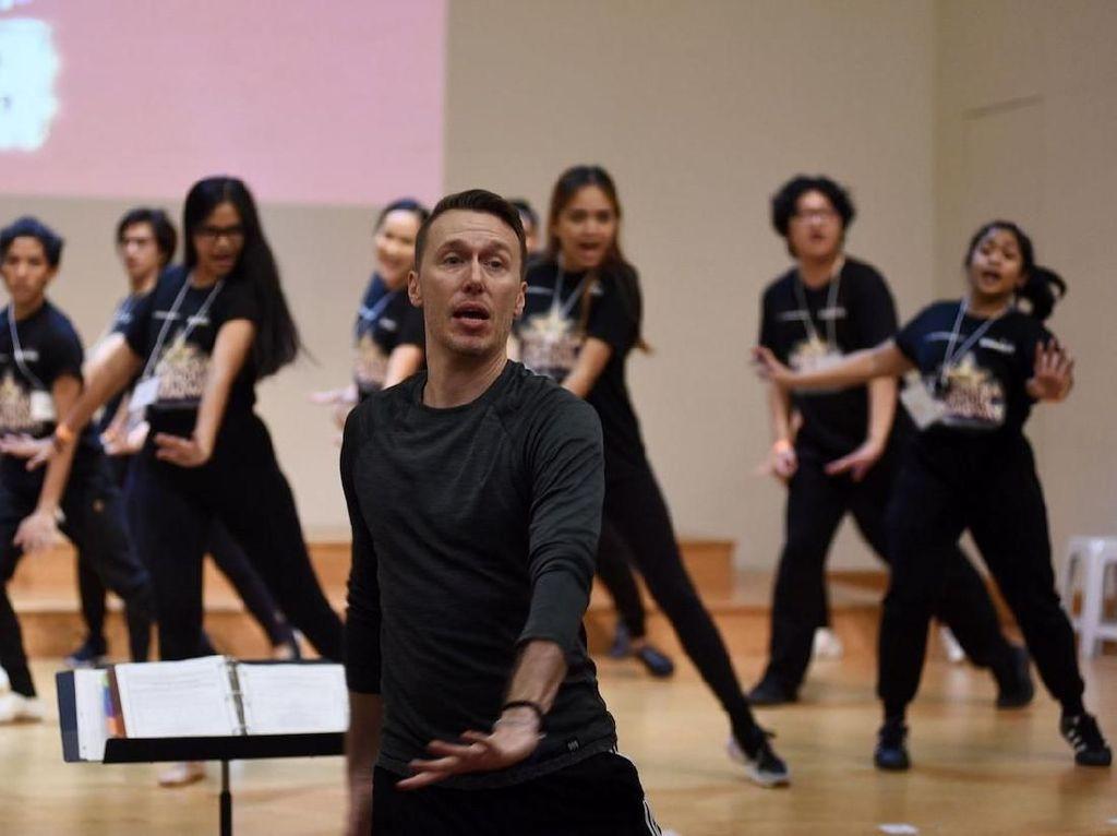 70 Seniman Muda Dapat Pelatihan dari Pengajar Broadway New York