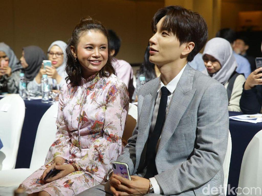Rossa Gemetaran dan Deg-degan Bakal Kolaborasi Bareng Super Junior