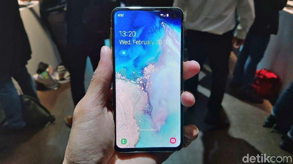 Penampakan Menggoda Samsung Galaxy S10 Versi Termurah