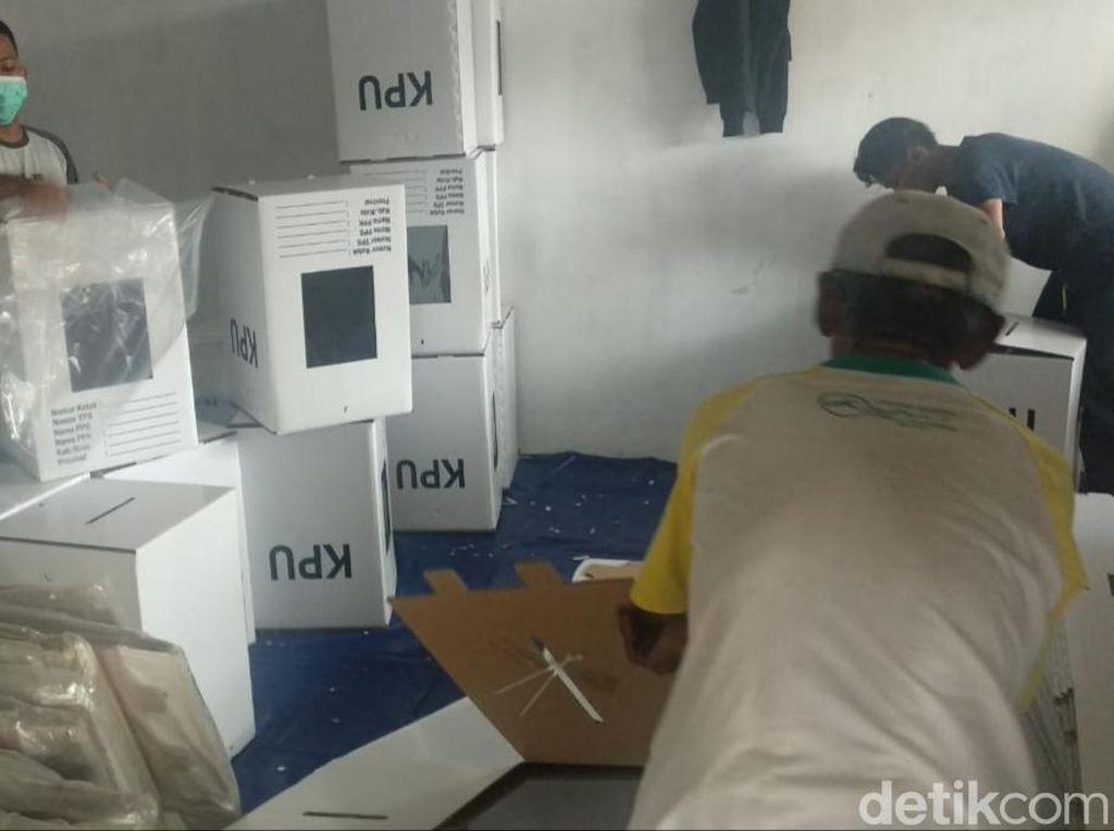 KPU Gunungkidul Ajukan 200 Kotak Suara Tambahan