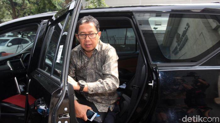 Plt Ketua Umum PSSI, Joko Driyono. (Foto: Lamhot Aritonang/Detikcom)