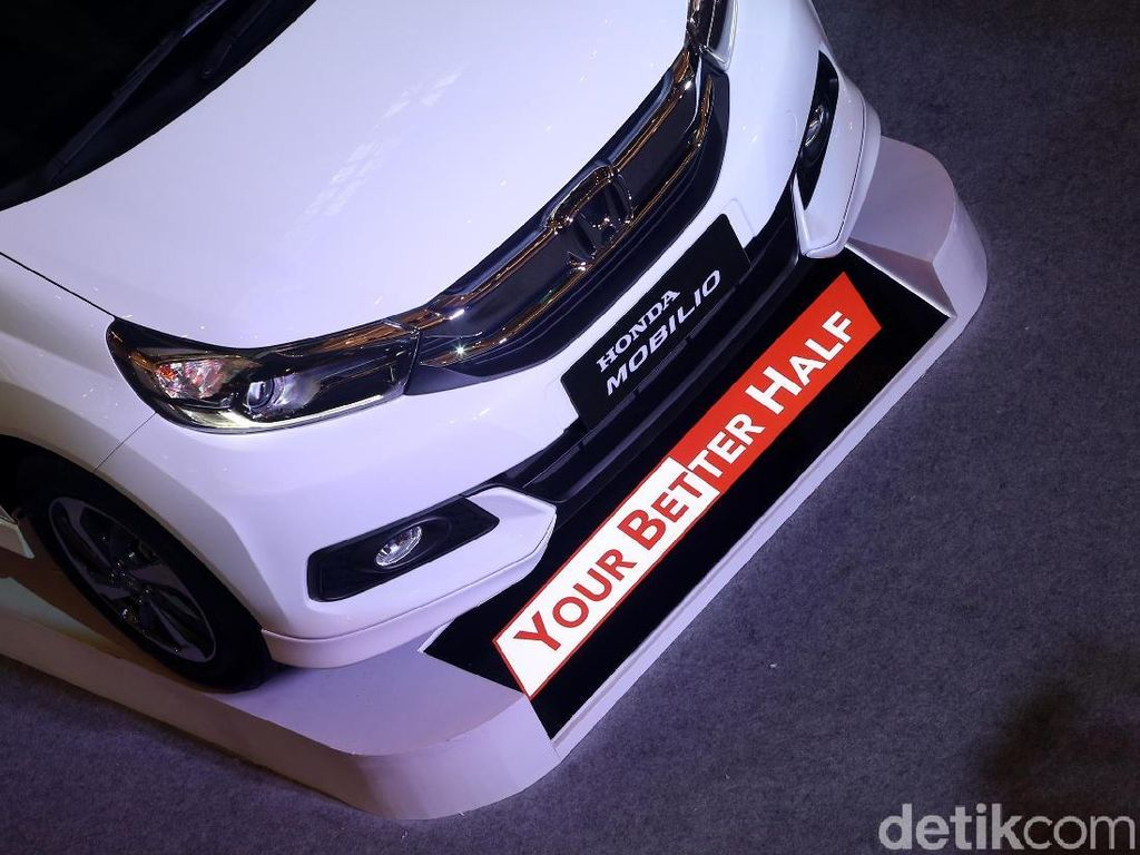 Honda Mobilio Santai Hadapi Pesaing-pesaing Baru