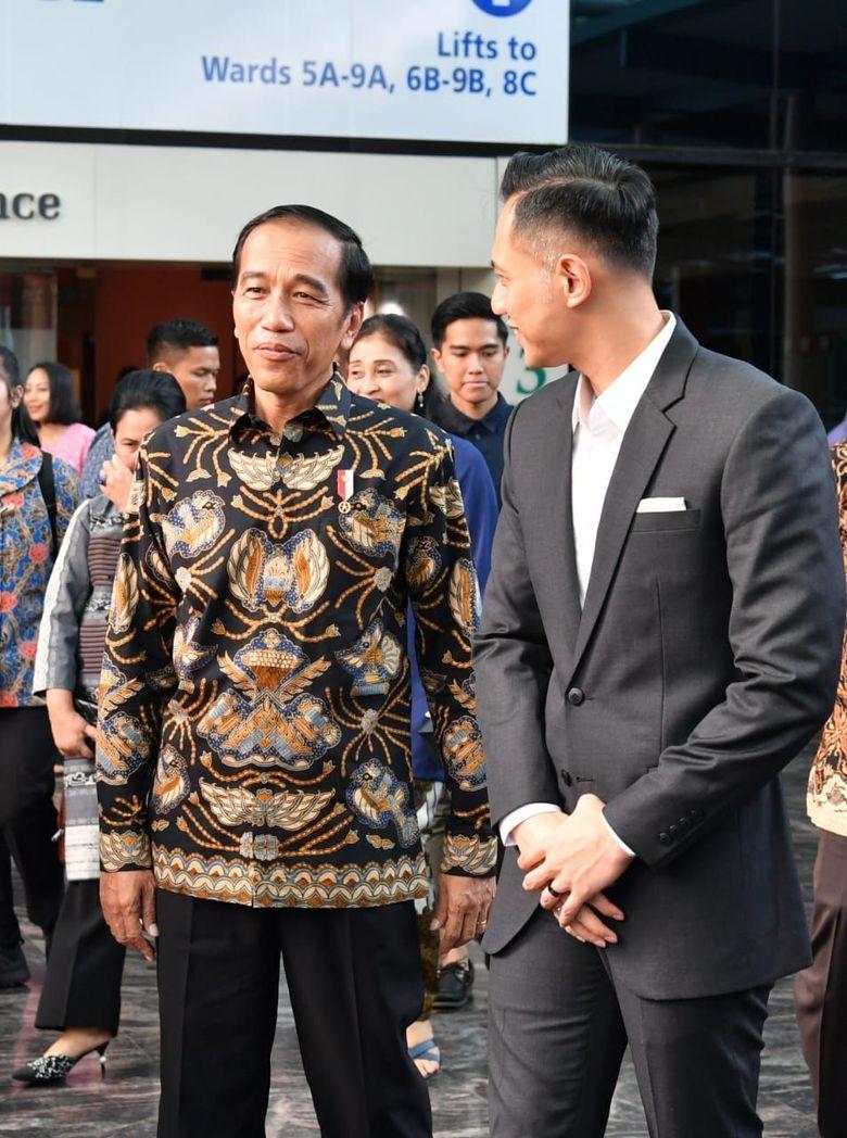 AHY Ceritakan Kondisi Terkini Ani Yudhoyono