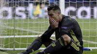Punya Ronaldo pun Juventus Masih Belum Bisa Jebol Atletico
