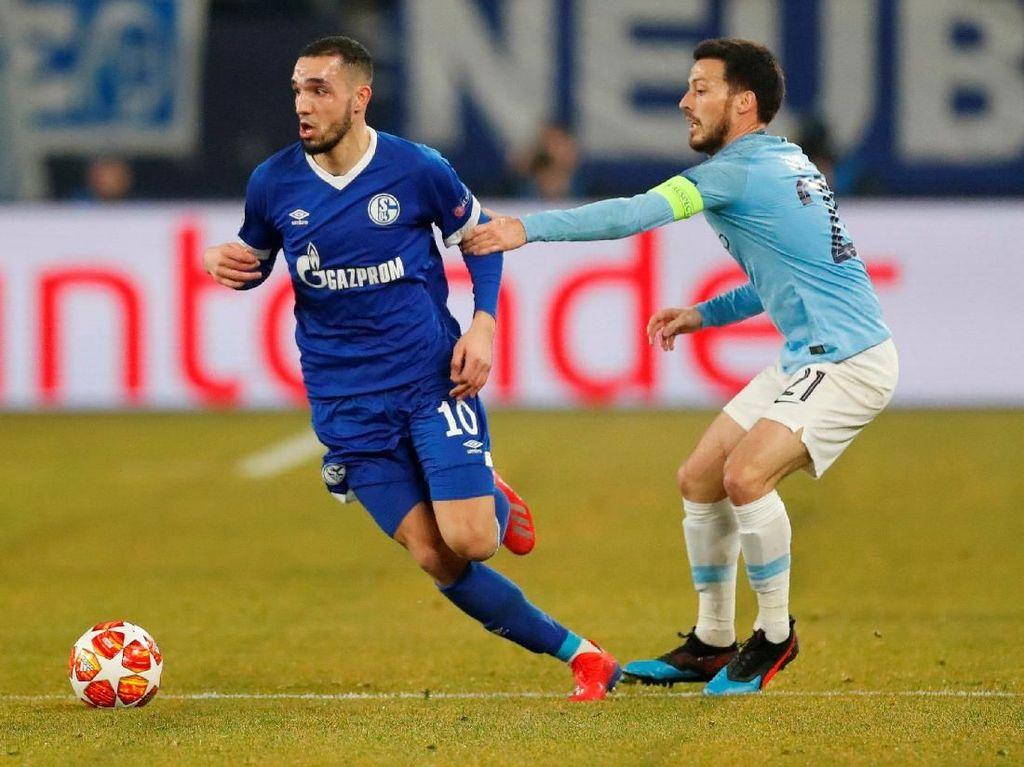 Liga Champions: Babak I Schalke Vs City 2-1