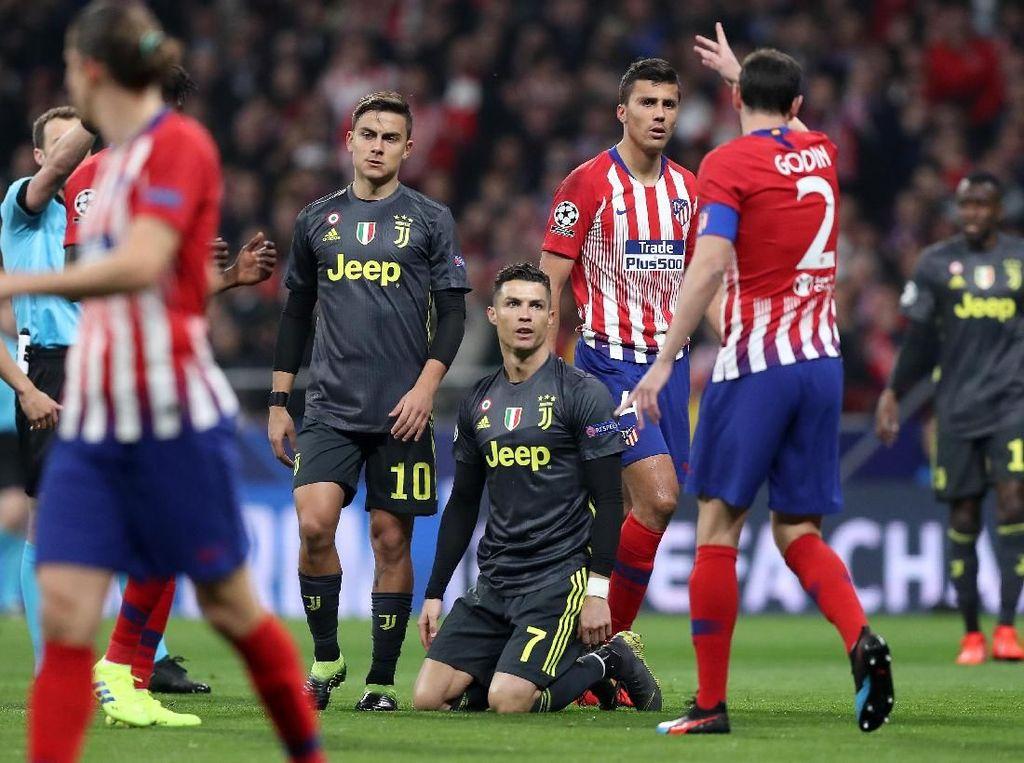 Mancini: Juventus Berpengalaman untuk Comeback