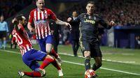 Sorakan Pendukung Atletico: Ronaldo si Pemerkosa