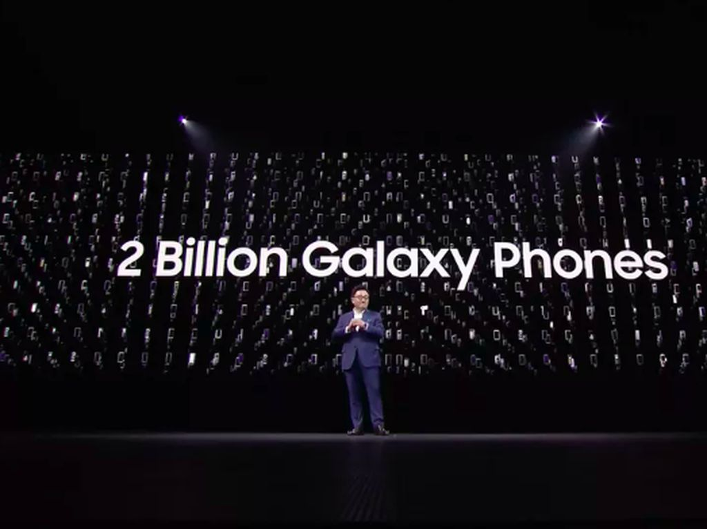 Samsung Klaim Sudah Jual 2 Miliar Unit Ponsel Galaxy