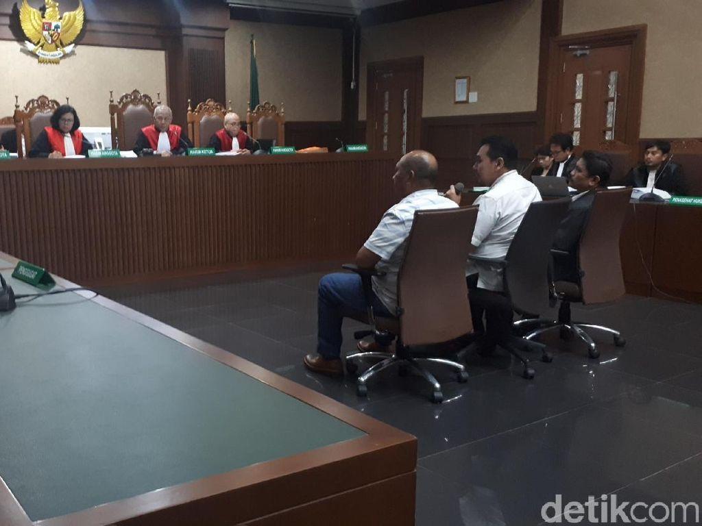 Kode Uang Minyak di Kasus Suap Hakim Merry Purba